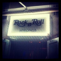 Photo taken at Rock n' Roll by Alexandros Alexis on 6/25/2012