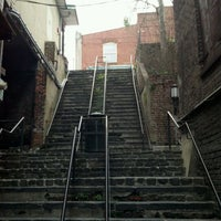 Photo taken at Stairs Of Death by Paul D. on 2/25/2012