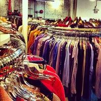 Photo taken at Beacon's Closet by Anna B. on 2/15/2012
