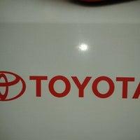 Photo taken at Tama - Toyota by Daniella D. on 5/25/2012