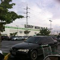 Photo taken at Leroy Merlin by Virtuaeletrogames C. on 6/5/2012