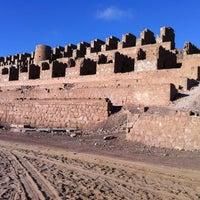 Foto tomada en Ruinas De Huanchaca por Felipe D. el 7/29/2012