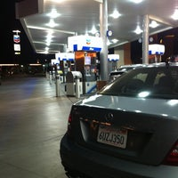 Photo taken at Chevron by Masashi S. on 3/15/2012