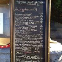Photo taken at Restaurant La Terrasse by Dmitry K. on 7/13/2012