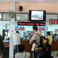 Photo taken at Chiang Mai Immigration by Bill D. on 2/15/2012