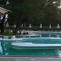 Photo taken at Alborea Eco Lodge Suites by Giuseppe G. on 7/2/2012
