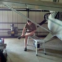 Photo taken at Cottonwood Airport Landing Strip by Michael P. on 6/10/2012
