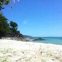 Photo taken at Baan Tai Beach by Egor4eg on 7/26/2012