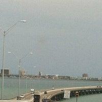 Photo taken at Long Island Swing Bridge by Jackie 🍸🎀👠 C. on 8/28/2012
