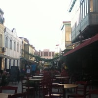 6/16/2012 tarihinde Kostiantyn S.ziyaretçi tarafından Cafe Kala | კაფე კალა'de çekilen fotoğraf