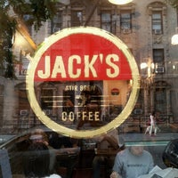 Photo taken at Jack's Stir Brew Coffee by Fred W. on 6/9/2012