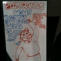Photo taken at Boomerangs by Megan S. on 2/19/2012