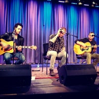 Foto tomada en The GRAMMY Museum  por Chris B. el 4/25/2012