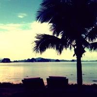 Photo taken at Koh Yao Island Resort by ไอ้ เ. on 3/19/2012