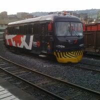 Foto tomada en Estación de Tren Chimbacalle por Marce R. el 6/17/2012