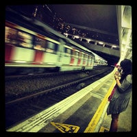 Photo taken at MTR Kowloon Tong Station by Tango C. on 4/15/2012