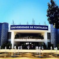 Photo taken at UNIFOR - Universidade de Fortaleza by Gustavo D. on 9/6/2012