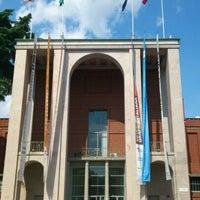 Photo taken at La Triennale di Milano by Carlotta K. on 7/23/2012
