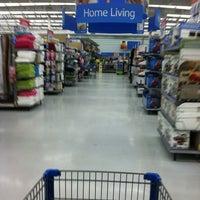 Photo taken at Walmart Supercenter by Michael E. on 6/16/2012