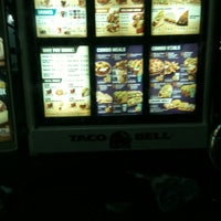 Photo taken at Taco Bell by Holly R. on 6/8/2012