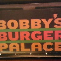 Photo taken at Bobby's Burger Palace by Nehemiah G. on 2/17/2012