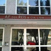 Photo taken at AF dos Reis & Cia LTDA. by Ana E. on 8/22/2012