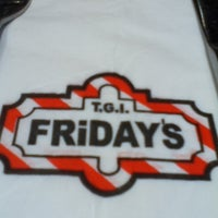 Photo taken at T.G.I. Friday's by Ali D. on 7/6/2012
