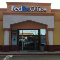 Photo taken at FedEx Office Print & Ship Center by Anthony on 7/31/2012