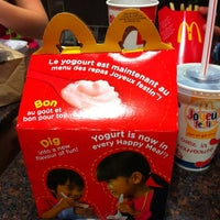 Photo taken at McDonald's by Benoit T. on 7/19/2012