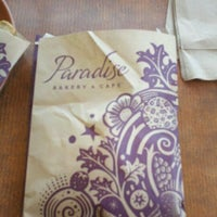 Photo taken at Paradise Bakery by PinkMohawk C. on 5/19/2012