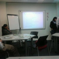 Photo taken at British Council by Alejandro G. on 5/9/2012