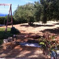 Photo taken at Κοκκίνη Χάνι by Persa P. on 4/15/2012