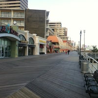 Photo taken at Tropicana Boardwalk by Vicente O. on 3/12/2012