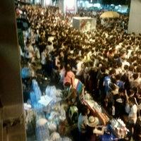 Photo taken at Silom Road by Jordanhaber B. on 4/15/2012