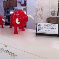 Photo taken at Cimarosti Bros Colonel Light Meat & Smallgoods by Tamara on 3/16/2012