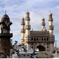Photo taken at Charminar by ITC Hotels on 9/6/2012
