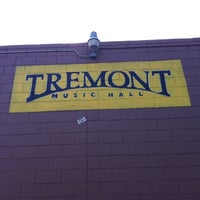 Photo taken at Tremont Music Hall by Audra E. on 8/13/2012