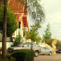 Photo taken at วัดบ้านเหล่า จ.แพร่ by Ferby C. on 8/2/2012
