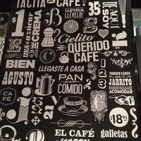 Photo taken at Cielito Querido Café by Tucho Q. on 6/9/2012