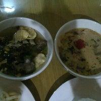 """Photo taken at Soto Betawi """"Bang Udin"""" by M.Rey K. on 2/15/2012"""