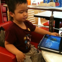 Photo taken at KFC Nowzone by Linh V. on 7/4/2012