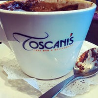Photo taken at Toscani's by Camille C. on 7/29/2012