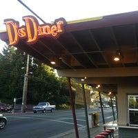 Photo taken at D's Diner by Joseph M. on 5/29/2012