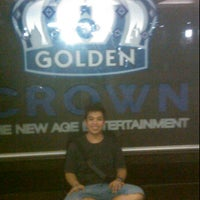 Photo taken at Golden Crown Executive Club by Bertus R. on 6/13/2012