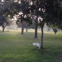 Photo taken at Model Town Park by Abbas M. on 3/8/2012