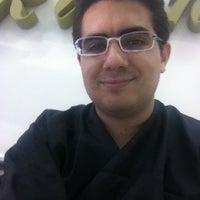 Photo taken at Lakuen Hair Studio by Jorge A. on 9/10/2012