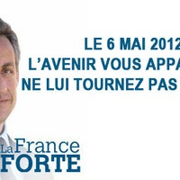 Photo taken at Siège de campagne de Nicolas Sarkozy by Luc E. on 4/23/2012