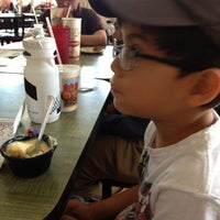 Photo taken at Jason's Deli by Anne B. on 7/15/2012