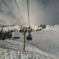 Photo taken at Whistler Blackcomb Mountains by Moses A. on 3/20/2012