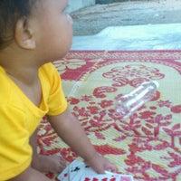 Photo taken at Batu Mengkebang by wani i. on 3/10/2012
